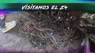 VISITAMOS EL Z4 (No nos esperábamos eso) | JUCA