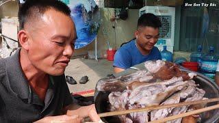 Độc Lạ Mới Món Đặc Sản Lẩu Chuột Ninh Hiệp | Hành Trình Xuống Hà Nội Phố ✦ Hoa Ban Tây Bắc