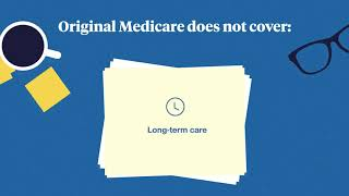 What Original Medicare Does NOT Cover