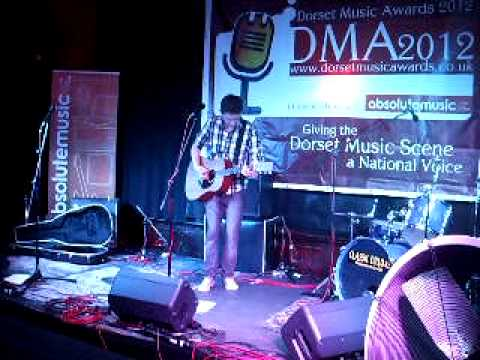 Tom Clements- 'I Don't Know'-Dorset Music Awards, The Winchester -10th Feb 2012