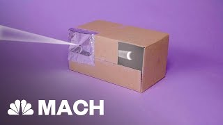 Build Your Own Eclipse Viewer | Mach | NBC News