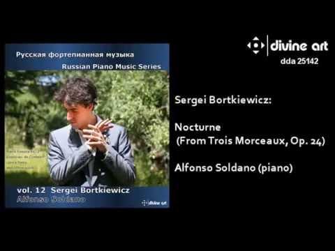 Sergei Bortkiewicz - Nocturne