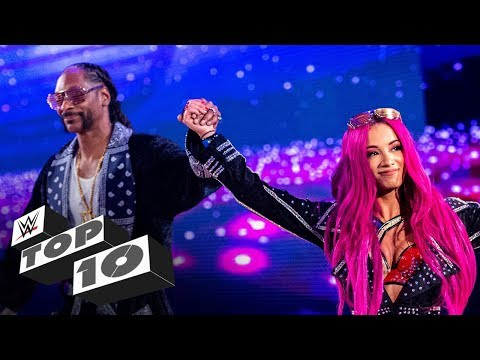 WrestleMania musical entrances: WWE Top 10, March 22, 2020