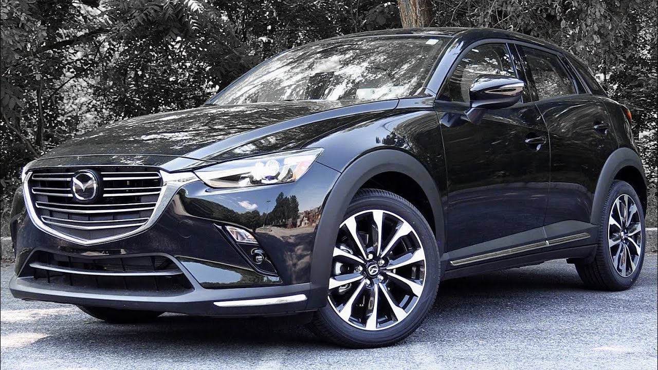 2019 Mazda Cx 3 Review Youtube