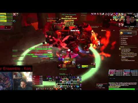 War Ensemble (Gold) Challenge Modes: Bloodmaul Slag Mines (Tank PoV)