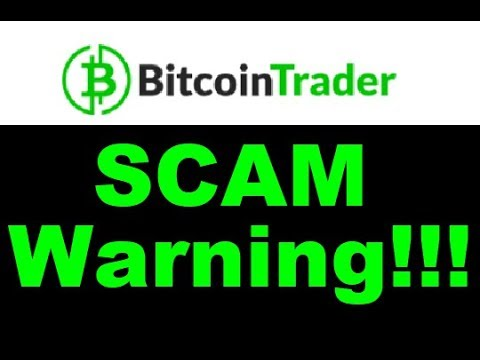 Bitcoin Trader Review - BUSTED Crypto SCAM Exposed! (DON'T J