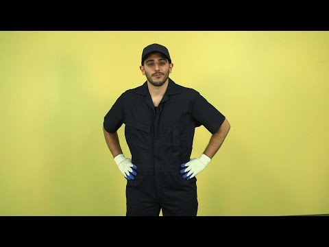 What Does Your Uniform Say About You? (Plumber)