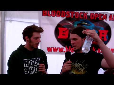 Way Of Purity Interview - Bloodstock Festival 2013