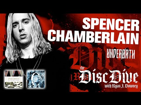 Spencer Chamberlain (Underoath) on Lost in the Sound of Separation & Ø  - The Disc Dive