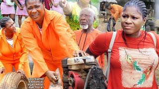 The Female Roadside Vulcanizer 12-Mercy Johnson  Destiny Etiko 2019 New Nigerian Movie
