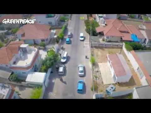 GREENPEACE Israel: Solar roofs Revolution (English)