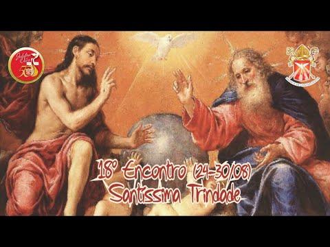 Programa Jubileu em Ação: 18º Encontro - Santíssima Trindade