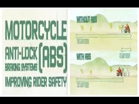 How ABS saves rider from accident.Why ABS (Anti-Lock Braking System) is**Important**.!!MUST WATCH!!