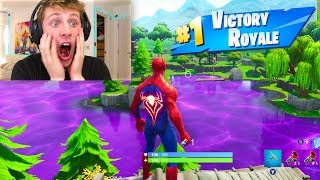 MOST EXPENSIVE SPIDERMAN SKIN IN FORTNITE HISTORY