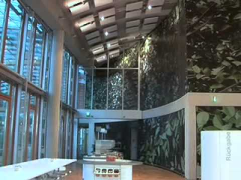 art at the lufthansa aviation center part 1 2 youtube. Black Bedroom Furniture Sets. Home Design Ideas