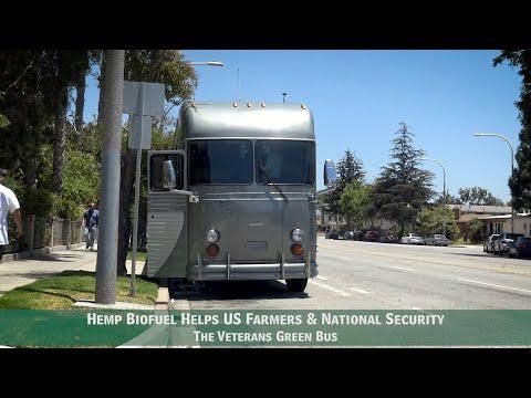 Hemp Biofuel and The Veterans Green Bus