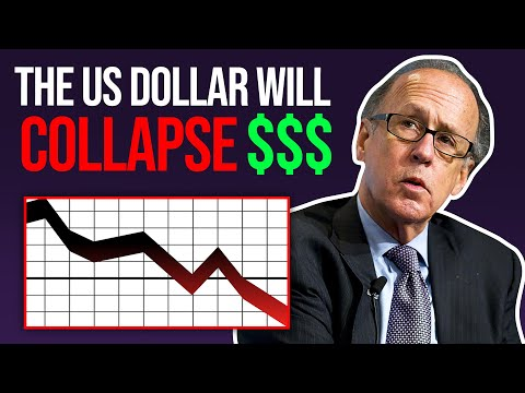 Stephen Roach: The US dollar WILL Collapse By The End Of 2021