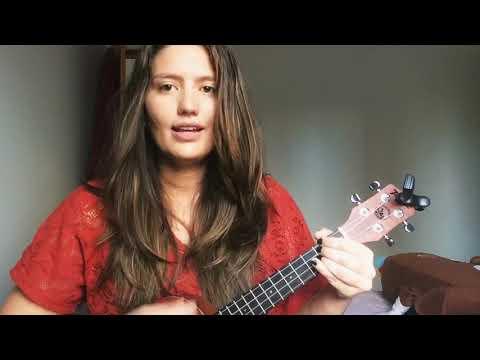 Apê - Melim  cover no ukulele Sarah Franklin