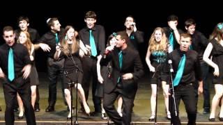Yom Chadash - Kaskeset Spring 2012 - 15th Anniversary Show