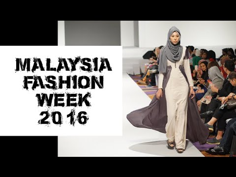 Malaysia Fashion Week 2015 with EDZ│Modest LookBook