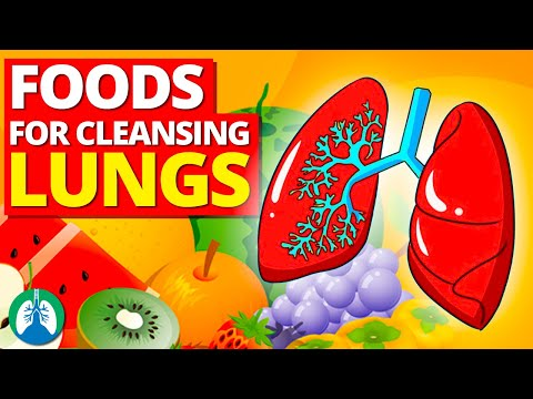 Best Foods for Healthy Lungs (Detox and Cleanse)