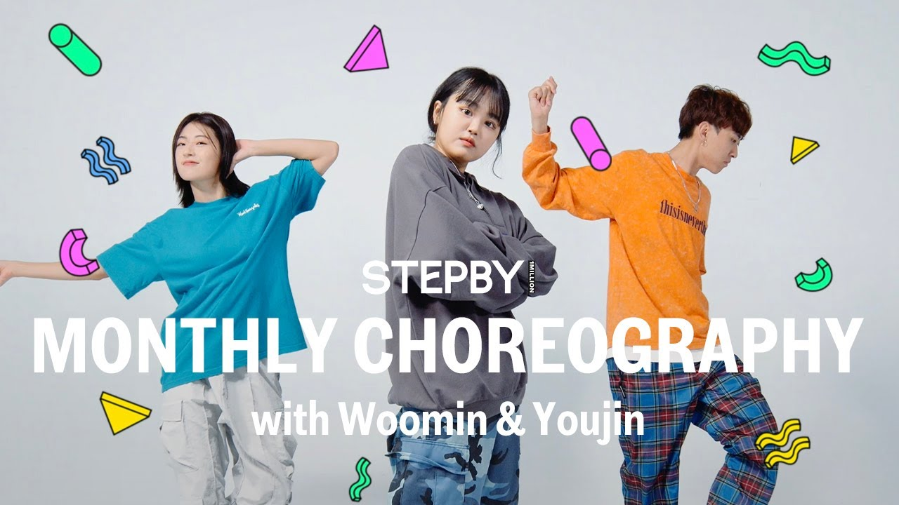 Step By 1M Monthly Choreography   January 2021