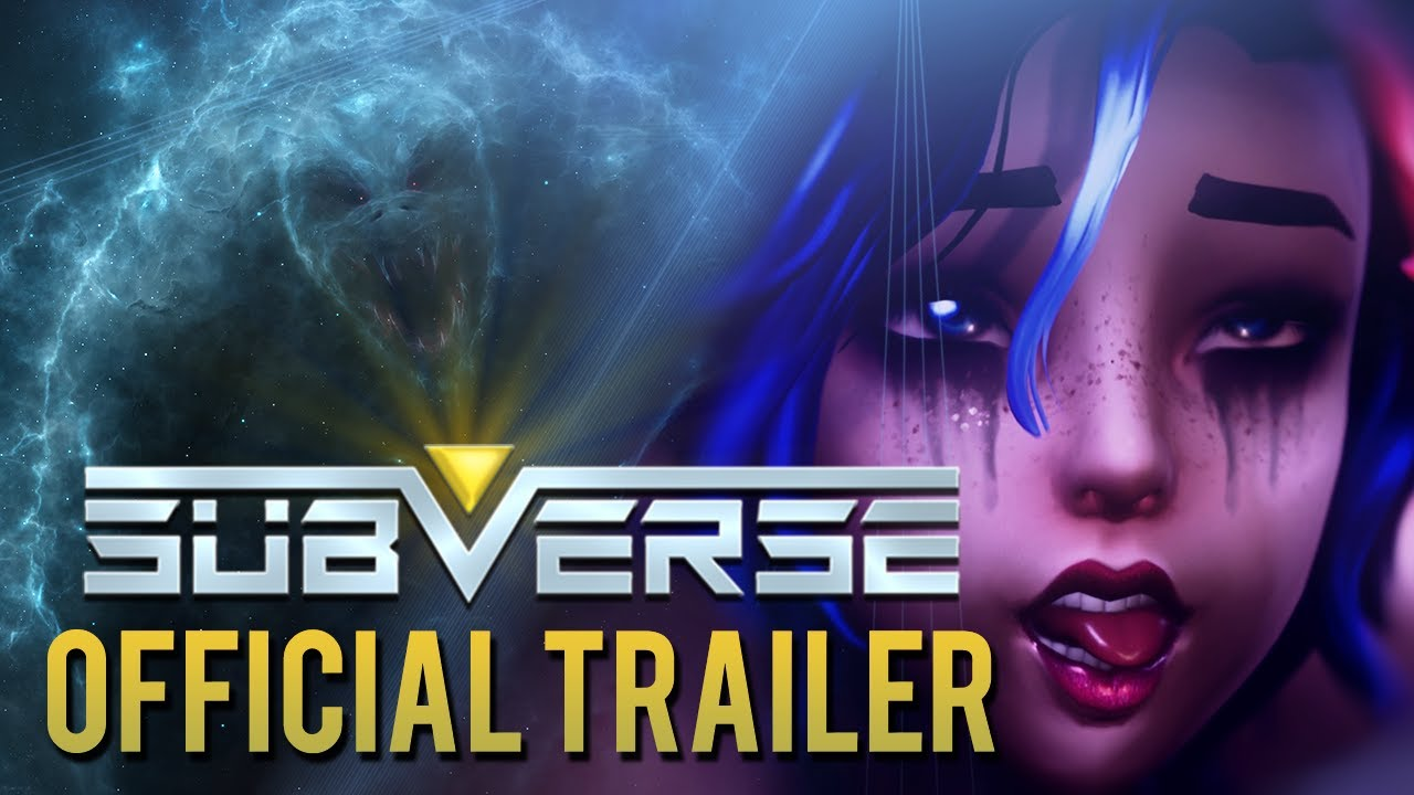 Subverse - Official Trailer 2021