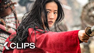 MULAN Clips & Trailer German Deutsch (2020)
