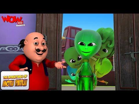 kartun-lucu-|-motu-patlu-dalam-bahasa-|-alien-pada-panggilan-|-wowkidz-indonesia