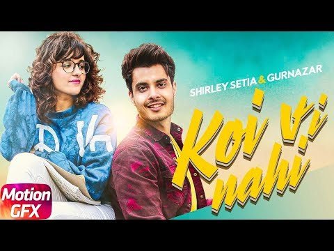 Motion Poster | Koi Vi Nahi | Shirley Setia | Gurnazar | Speed Records | Releasing on 5th April