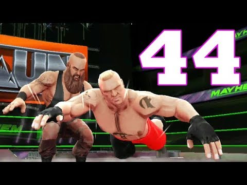 Download WWE Mayhem - Get These Hands!!! - Part 44 [Season 15 Episode 1/3] - Android Gameplay