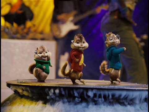 Masilabum Dance - Chipmunks Alvin
