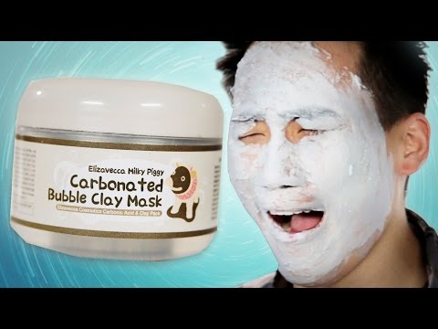 Thumbnail: Americans Try Korean Face Masks
