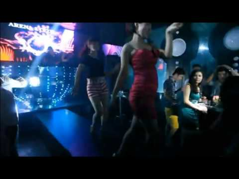 Arena Club Ha Noi - Moonlight Shadow 2015 - DJ Quý Mastering Remix