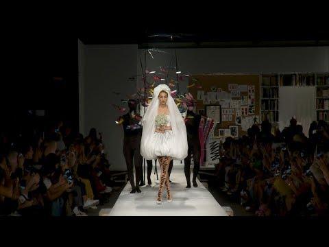 Moschino Spring Summer 2019 Fashion Show
