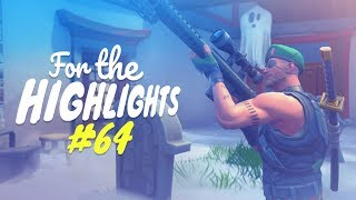 SPOOKY SNIPES! A TREAT FOR ALL | FTH Ep. 64 (Fortnite Battle Royale Best Moments)