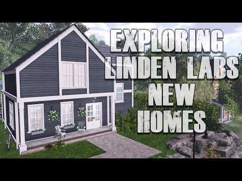Exploring Linden Lab New Homes - Second Life