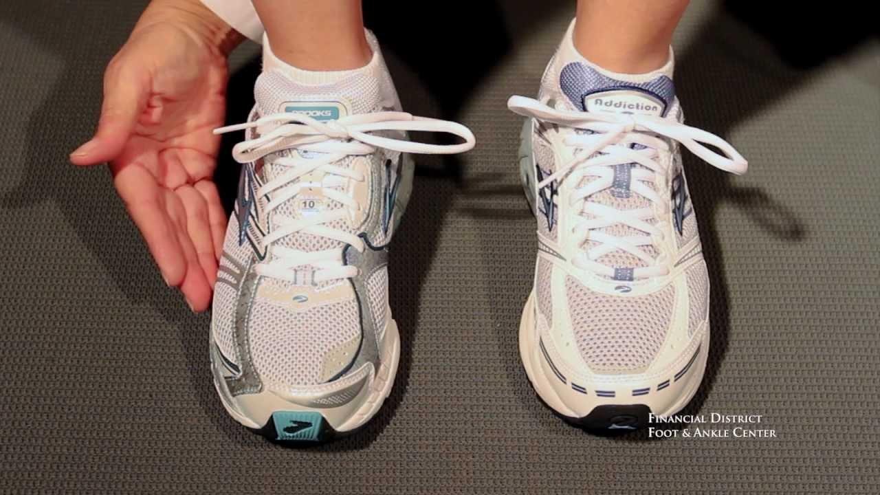 f06742bab6c51 Shoe Review - Brooks Addiction 10 from San Francisco Podiatrist ...