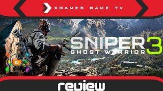 ОБЗОР Sniper Ghost Warrior 3 (Review)