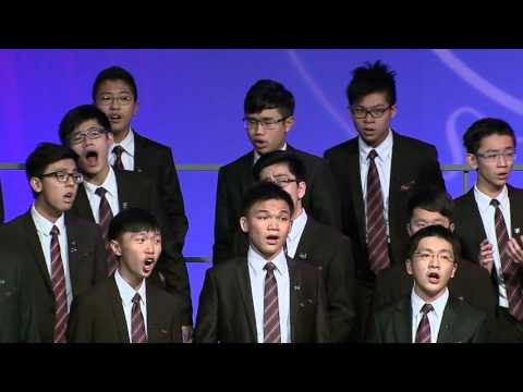 Diocesan Boys School Choir - Show Me Where the Good Times Are (Midwinter 2016)