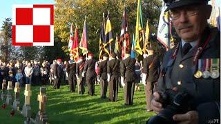 RAF Baginton's Polish Wartime Airmen Remembered 01-11-2015