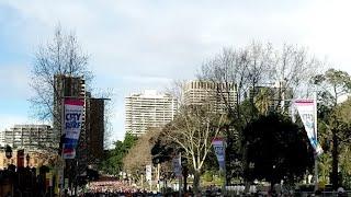 City2Surf 14km Run From Sydney CBD To Bondi Beach