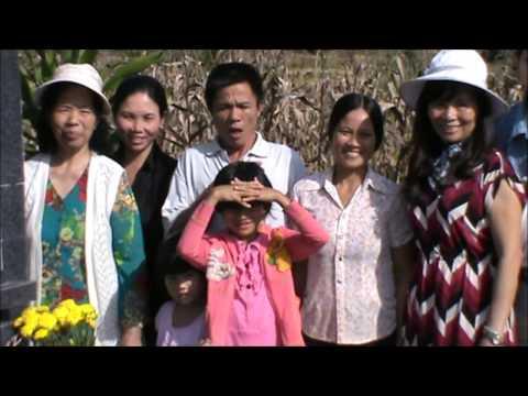 Anh chị Long Hà dự đám cưới Nam - Thơ và du lịch Lâm Đồng