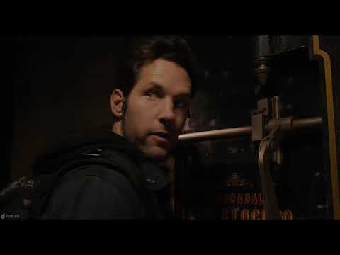 Ant Man Heist Scene   Ant Man 2015 Movie Clip