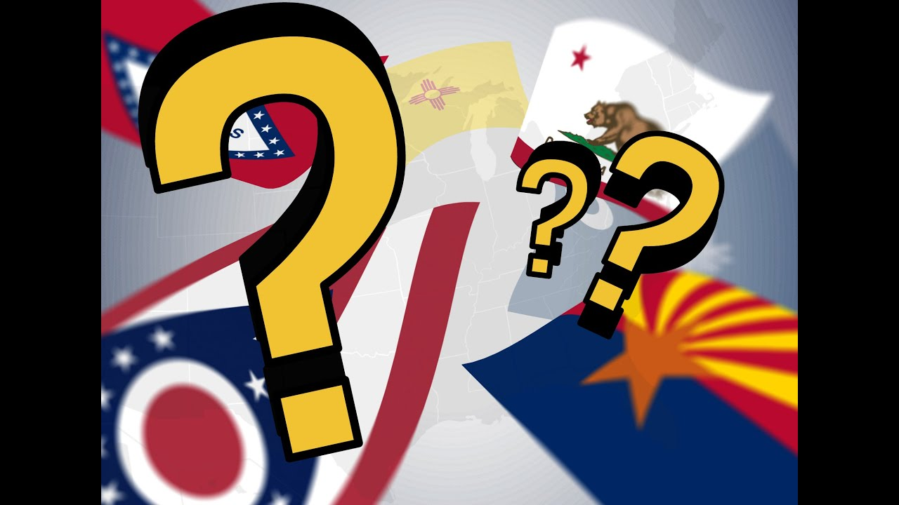 What Does Every Us State Flag Mean Youtube