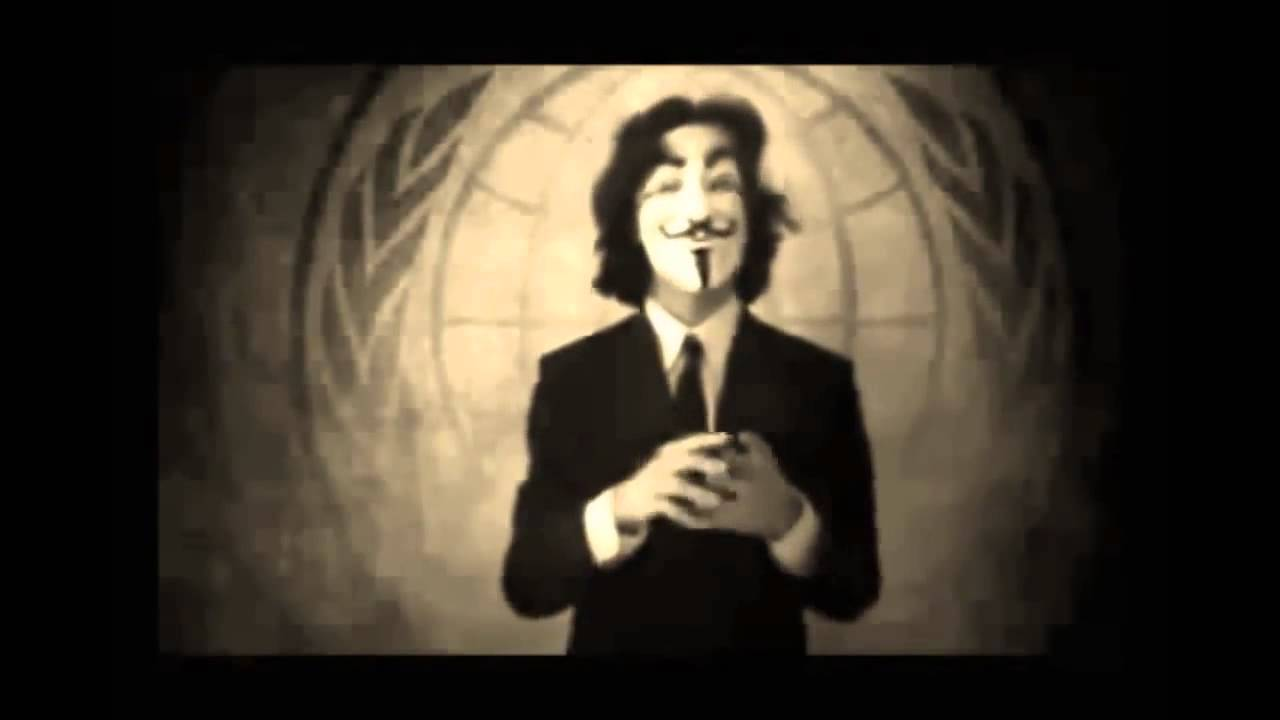 Anonymous vs ISIS - YouTube