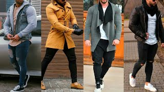 Winter Outfit Ideas for Muscular Men || Style &Fashion