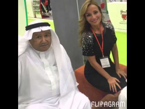 First day of the Health Expo in Bahrain