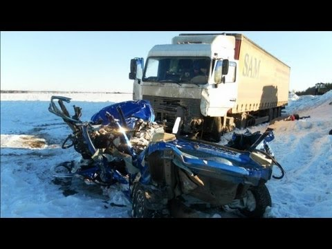 Car Crash Compilation March 2013 Russia (Part 20)