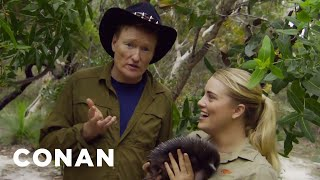 A Sneak Peek Of #ConanAustralia – Premiering 4/17 On TBS - CONAN on TBS